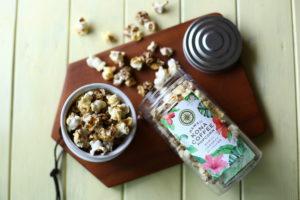 ハワイコナ珈琲&ココナッツ味ポップコーン商品画像